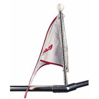 """AAA Flag Pole Bow 1/2""""x13"""""""