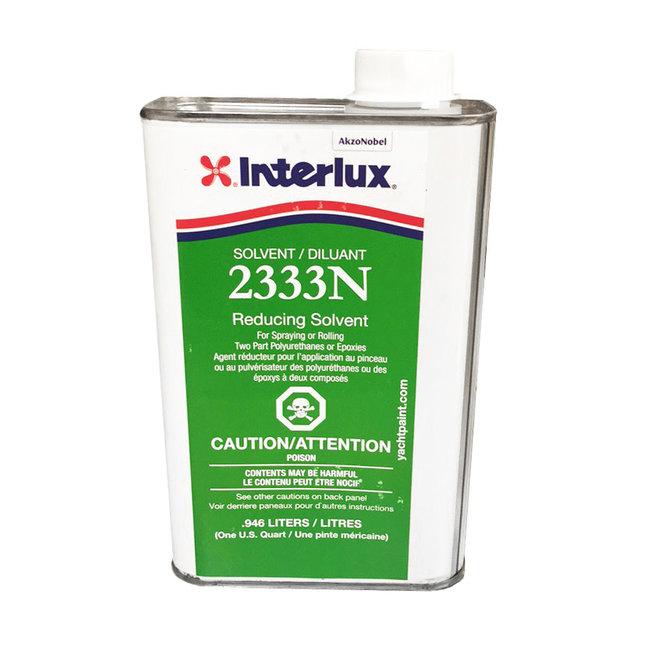 International Paints Brushing Solvent Qt