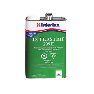 International Paints Interstrip 299E Gal Fiberglass Safe