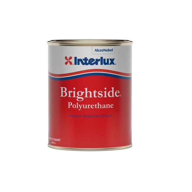 International Paints Brightside Hatteras Off White Qt