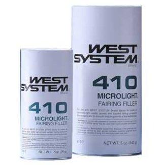 West System Microlight Fairing #410-2