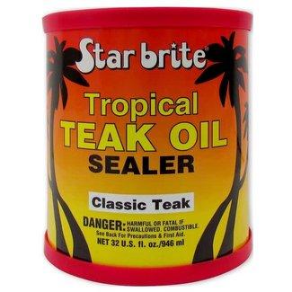 Starbrite Tropical Teak Sealer 16oz