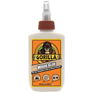 Gorilla Gorilla Wood Glue 4oz