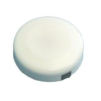 AAA Light Dome Round Plastic
