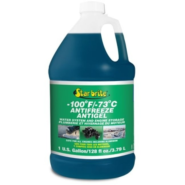 Starbrite Antifreeze -100 Non Toxic Gal