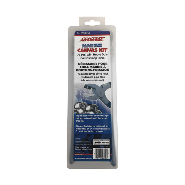 SeaSense Canvas Kit With Pliers