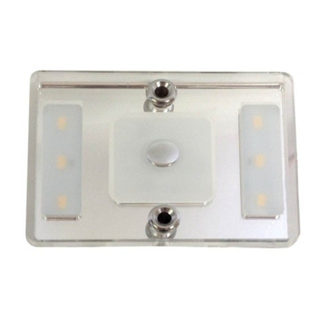Victory Ceiling Light  4 x 3 low profile LED