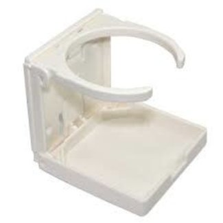 Victory Folding Cupholder White