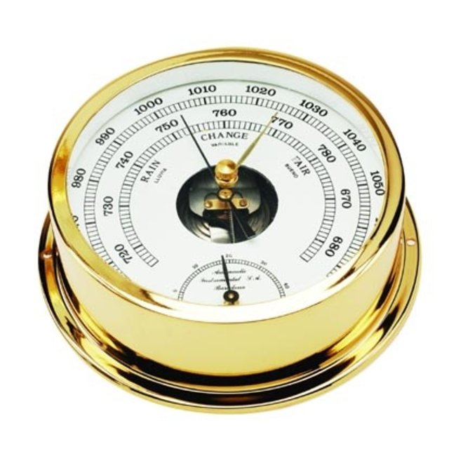 Victory Barometer & Thermometer