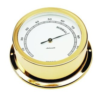 Victory Hygrometer Gold Plate 70mm