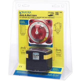 Blue Seas Battery Switch Add A Battery
