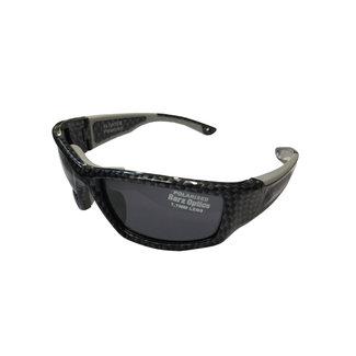 Barz Sunglass Floater Carbon/Grey