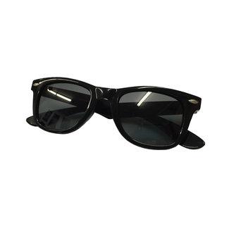 Barz Wavefarer Black/Grey Polarized Sunglasses XX