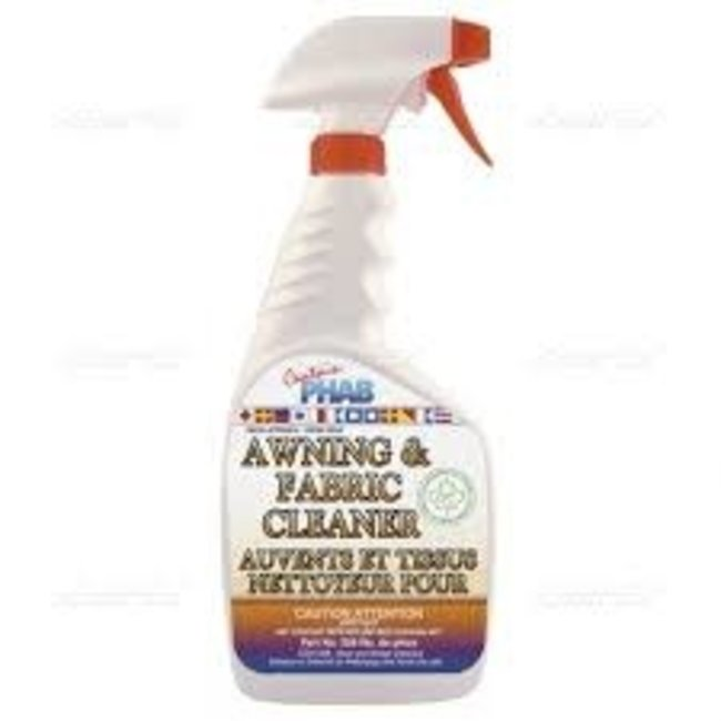 Captain Phab Awning & Fabric Cleaner Spray