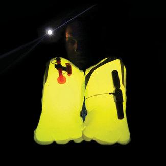Spinlock Lume On Lifejacket Illumination