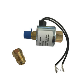 Fireboy Propane Solenoid Valve Compatible W/S-2A/S-1A