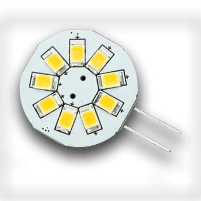 Lunasea Bulb G4 10-30V Sidepin Warm 9LED
