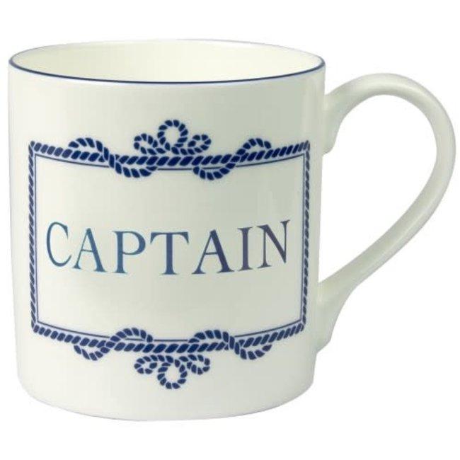 Nauticalia Campfire Mug Captain