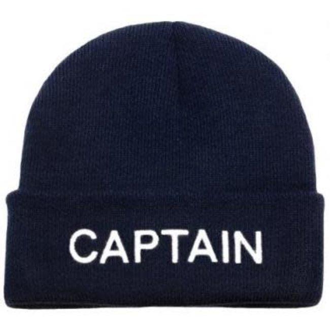 Nauticalia Beanie Hat Captain