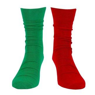 Nauticalia Socks Captain's Red/Green