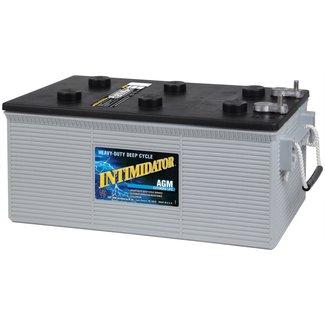 Deka Batteries Battery AGM 8D RC480
