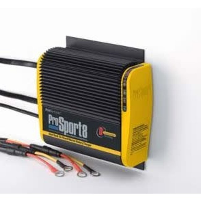 Promariner Battery Charger Prosport 8 AMP 2 Bank 12V