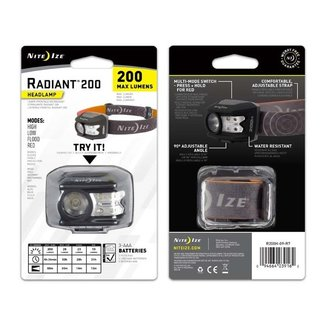 Niteize Headlamp 200 Radiant