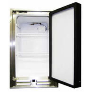 Novakol Novakol fridge 1.2 cubic br. ss ac/dc