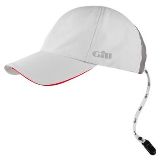 Gill Racing Cap Silver