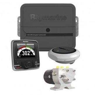 Raymarine Evolution Autopilot w/p70R control Head