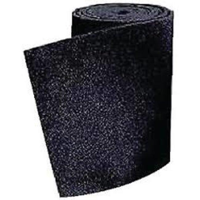 "Brewers Marine Supply Bunk Board Carpet 11"" x 12'  Black"
