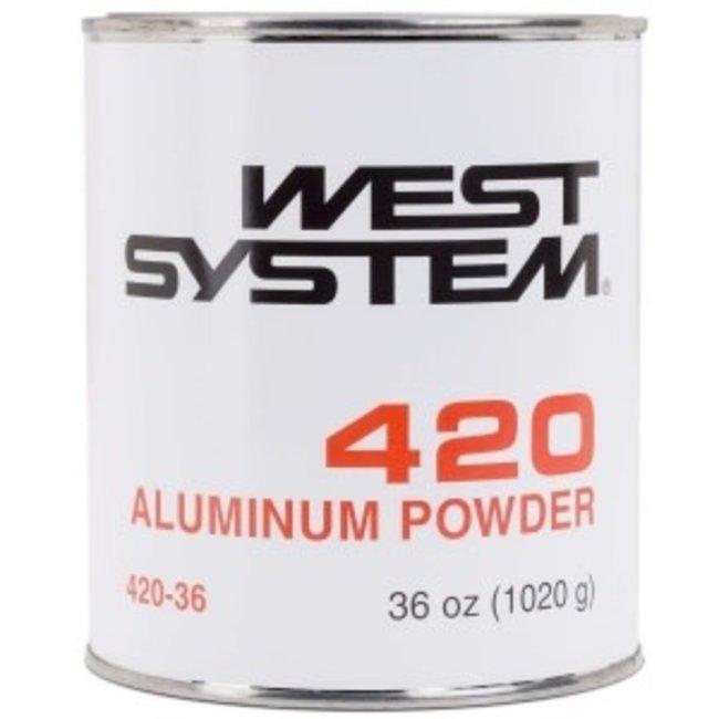 West System Aluminum Powder 420