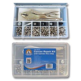 Handi-Man Canvas Repair Kit with Canvvas Vice Grip