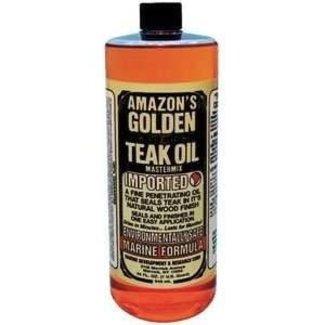 Noah's Teak Oil Amazon 16oz