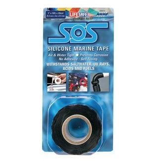 Incom Tape Repair Silicone Black
