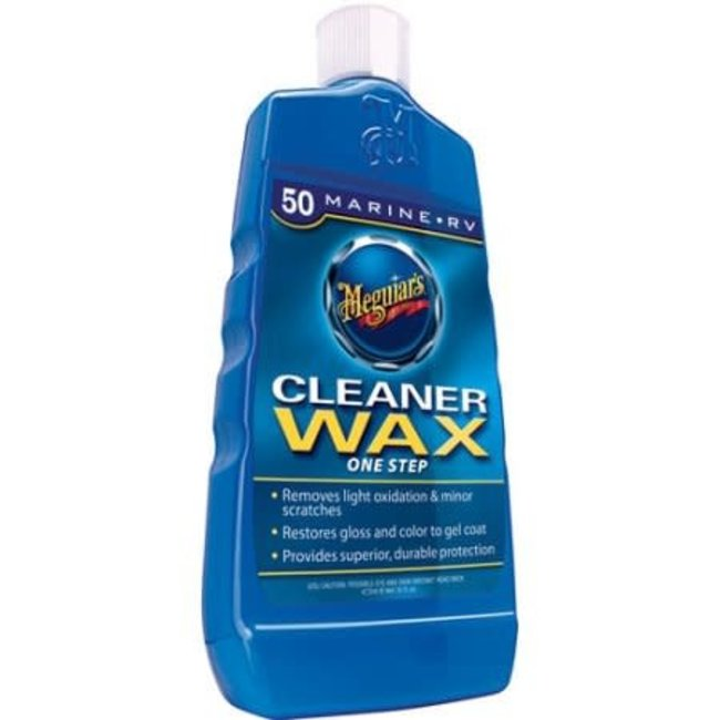 Meguiar's Cleaner/Wax #50
