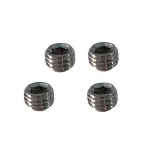 AAA 1/4-28-3/16 set screws 4pkg