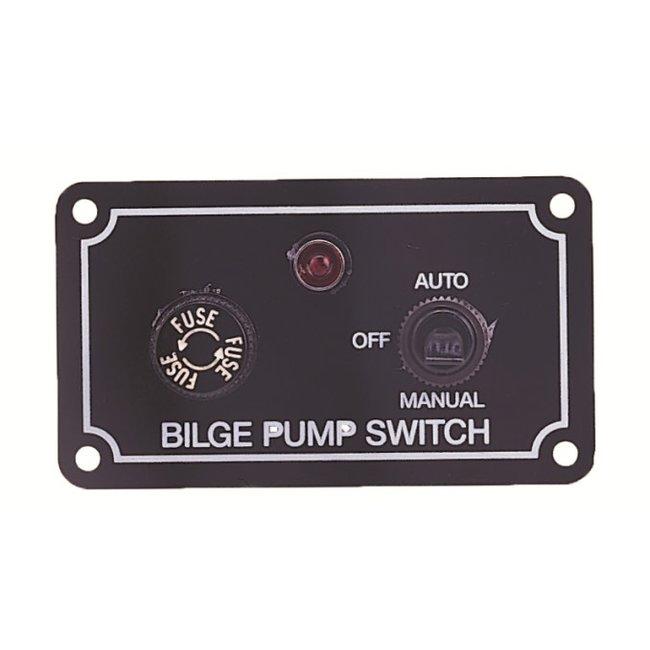 AAA Bilge Switch/Fuse 3 Way