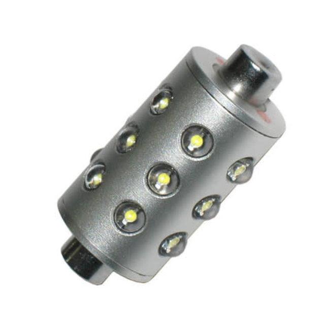 Victory Bulb LED Rd/Gr Flat Festoon
