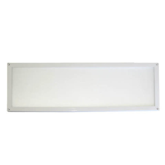 Victory Ceiling Light White LED Rectangle 9W