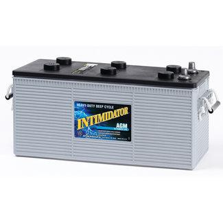 Deka Batteries Battery AGM 4D RC380