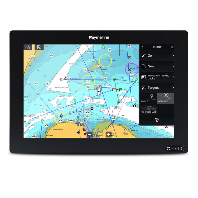 "Raymarine Axiom 12"" MFD with Navionics"