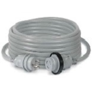 Marinco Power Cord 25 ' Grey 30AMP/125V