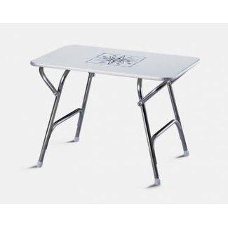 "Trem Rectangular Folding Table 35"" x 24"""