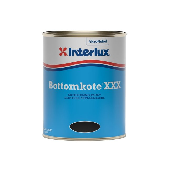 International Paints Bottomkote XXX Red Antifouling Qt.