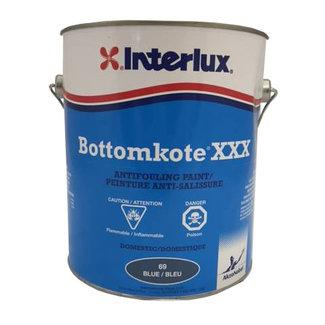 International Paints Bottomkote XXX Blue Antifouling Gal