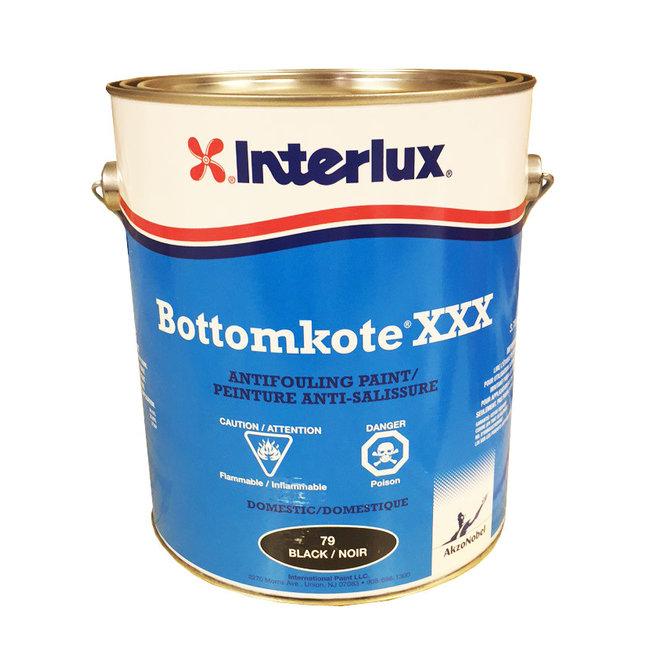 International Paints Bottomkote XXX Black Antifouling Gal