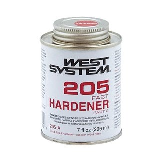 West System West System 205 Fast Hardener Part 2
