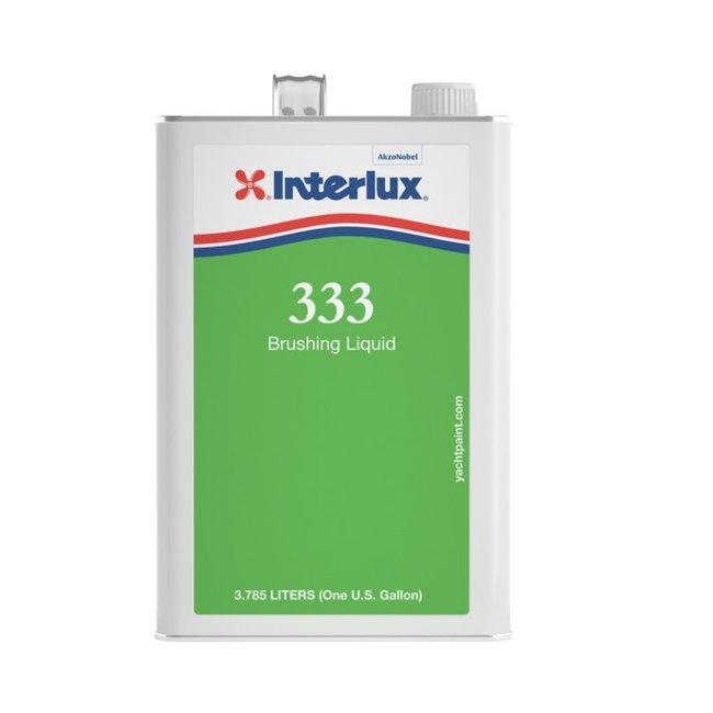 International Paints Brushing Liquid 333 Qt Solvent