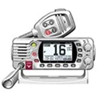 Standard Horizon VHF 25W White Fixed Mount